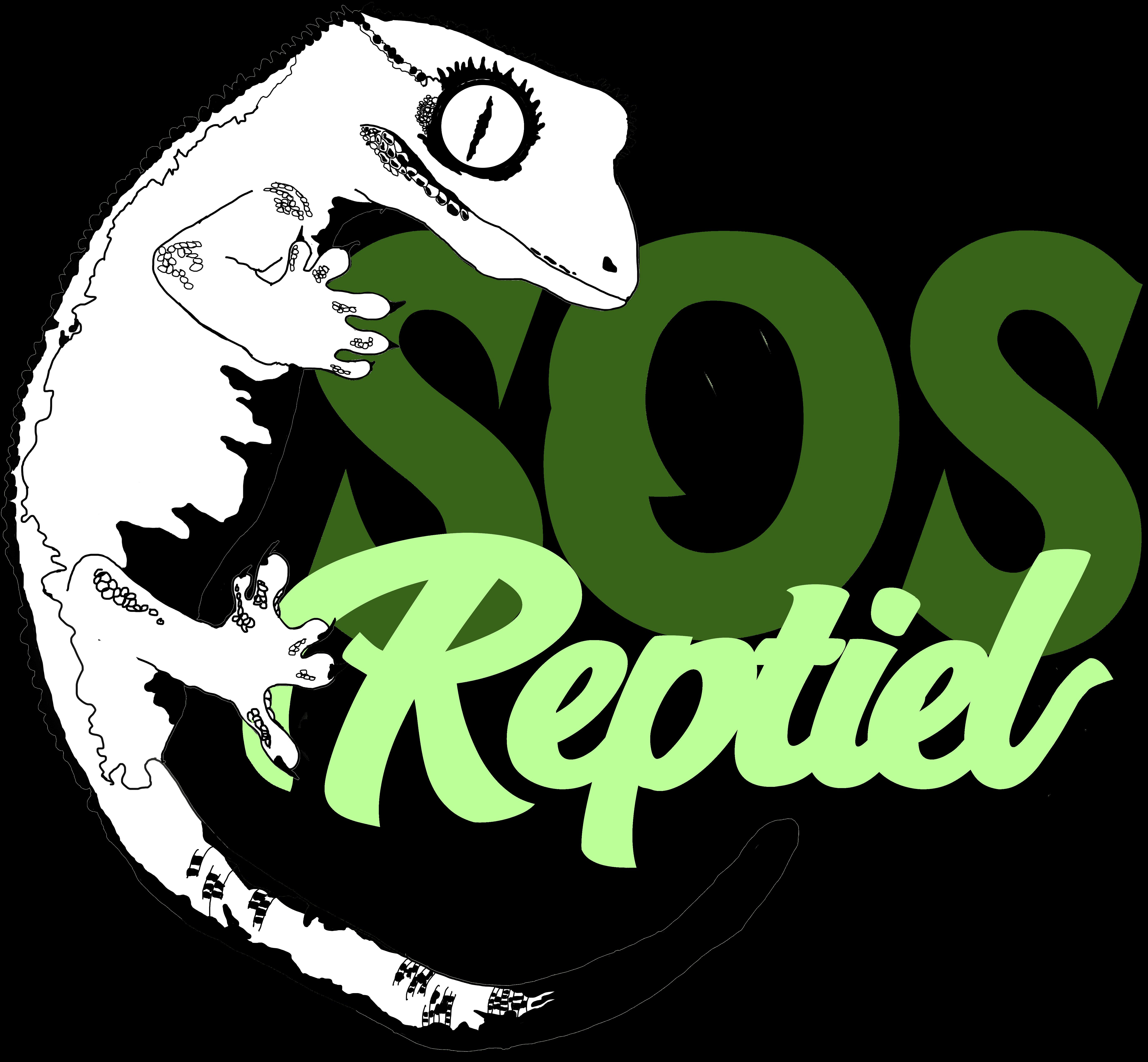 SOS reptiel